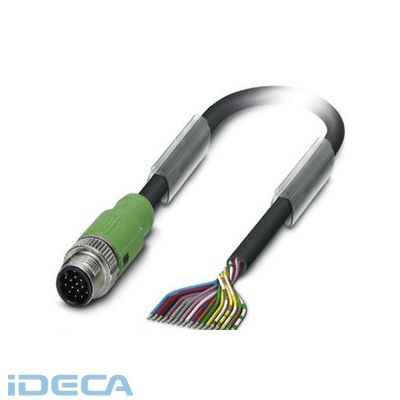 DN15825 センサ/アクチュエータケーブル - SAC-17P-MS/10,0-PVC SCO - 1555295