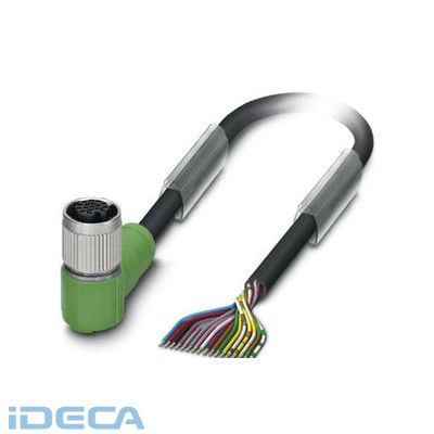 EM12037 センサ/アクチュエータケーブル - SAC-17P- 1,5-PVC/FR SCO - 1555389