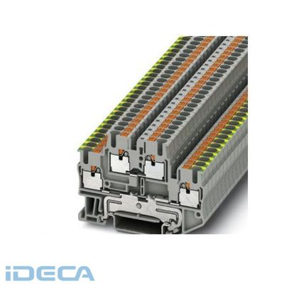 HL28841 保護ケーブル2段型端子台 - PTTB 2,5-PE/L - 3210978 【50入】