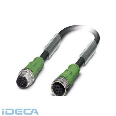 HT75979 センサ/アクチュエータケーブル - SAC-8P-M12MS/ 3,0-PUR/M12FS - 1522707