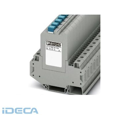 KN17768 熱磁気式機器用ミニチュアサーキットブレーカ - UT 6-TMC M 5A - 0916607 【6入】