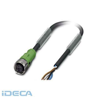 KN61141 センサ/アクチュエータケーブル - SAC-4P- 1,5-PUR/FS SCO - 1536285 【5入】