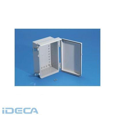 BW82886 直送 代引不可・他メーカー同梱不可 BCAR型防水・防塵ルーフ付プラボックス カバー/ホワイトグレー・ボディー/ホワイトグレー