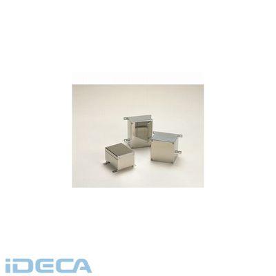 HV06880 「直送」【代引不可・他メーカー同梱不可】 KLB型外部取付足付小型防水・防塵ステンレスボックス
