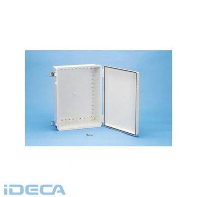 JP98029 直送 代引不可・他メーカー同梱不可 BCPC型防水・防塵開閉式ポリカーボネートプラボックス カバー/ライトグレー・ボディー/ライトグレー