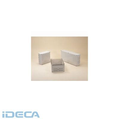 DV74435 「直送」【代引不可・他メーカー同梱不可】 OPCM型防水・防塵ポリカーボネネートボックス