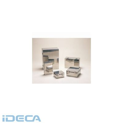 DW77167 「直送」【代引不可・他メーカー同梱不可】 SSM型開閉式防水・防塵ステンレスボックス