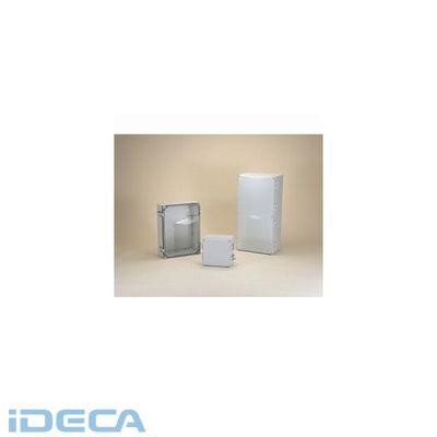 EW03177 直送 代引不可・他メーカー同梱不可 WPCP型防水・防塵ポリカーボネート開閉式ボックス