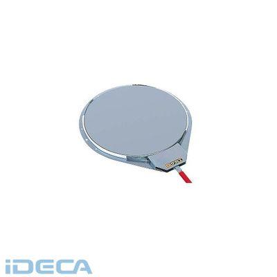 【個人宅配送不可】AW15664 直送 代引不可・他メーカー同梱不可 クルクル回転盤 スチール製メッキ