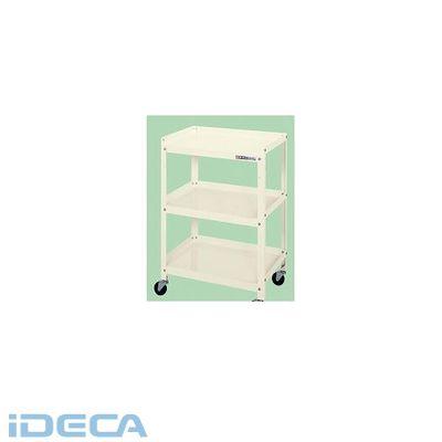 DN15128 「直送」【代引不可・他メーカー同梱不可】 スペシャルワゴン(棚板前面開放型)