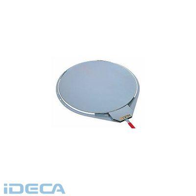 【個人宅配送不可】ET92875 直送 代引不可・他メーカー同梱不可 クルクル回転盤 スチール製メッキ