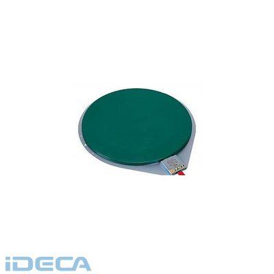 【個人宅配送不可】HP56159 直送 代引不可・他メーカー同梱不可 クルクル回転盤 スチール製 ゴムマット付