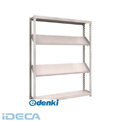 世界の HR53647 M2型棚 1500X300XH1800 4段 傾斜2段 【ポイント10倍】:iDECA 店-DIY・工具