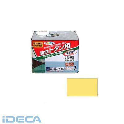 AS68960 アサヒペン トタン用 7L クリーム色