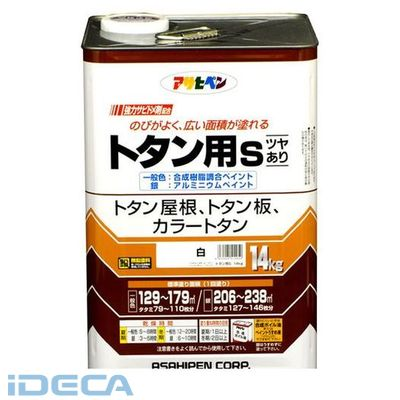 DS15391 トタン用S 14KG 白