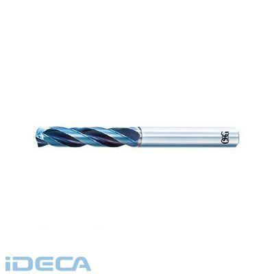 【あす楽対応】DU44229 OSG 超硬油穴付3枚刃メガマッスルドリル【内部給油タイプ】