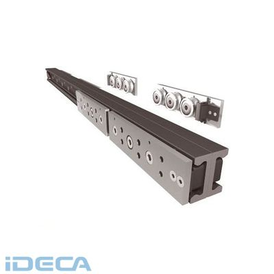 品質満点! 【ポイント10倍】:iDECA 店 重量用リニアローラーレールTLQ43−1330【190027810 EP30390-DIY・工具