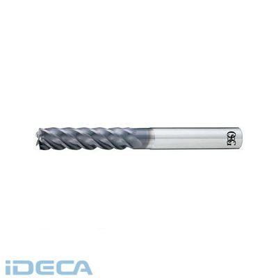 【あす楽対応】HS76590 OSG FXコート 5刃 チタン合金加工用不等リードエンドミル ロング UVX