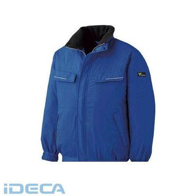 DP93494 ベルデクセル 防寒ブルゾン ロイヤルブルー L
