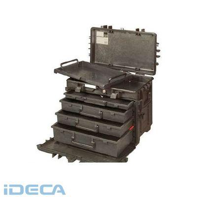 DT72603 バーコ 4段式リジットキャスターケース