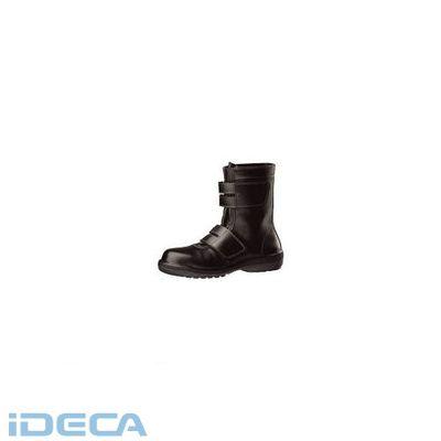 HU71184 ラバーテック安全靴 長編上マジックタイプ