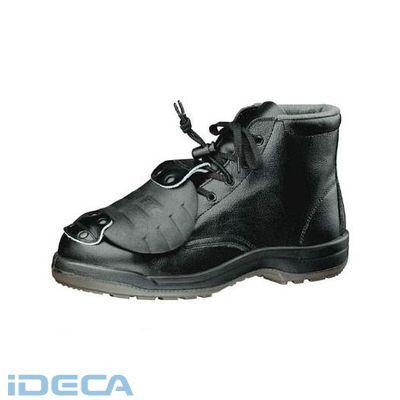 JN22698 ウレタン2層底 安全靴 中編上 CF120甲プロ