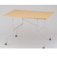 【サイズ交換OK】 1-7281-03 収納式作業テーブル TW9060 1728103:iDECA 店-その他