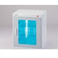 1-7657-01 殺菌線消毒保管庫 DM-3D 1765701
