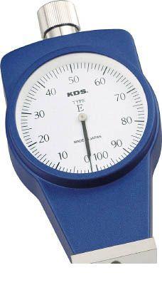 【あす楽対応】ムラテックKDS(MURATEC-KDS) [DM107E] KDS ゴム硬度計Eタイプ標準型