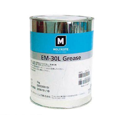 モリコート EM30L10 樹脂・ゴム部品用 EM-30Lグリース 1kg