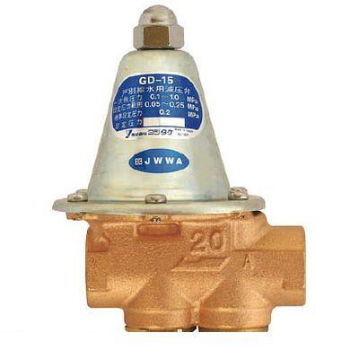 ヨシタケ GD1520A 戸別給水用減圧弁 20A