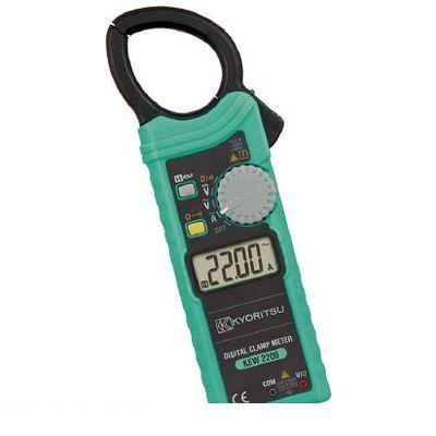 KYORITSU KEW2200 ACデジタルクランプメータ