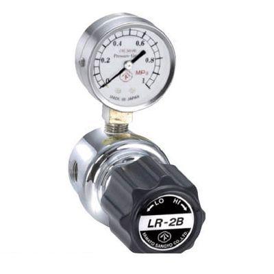 分析機用ライン圧力調整器 LR2BRL1TRC LR-2B L1タイプ