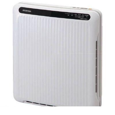 【個数:1個】IRIS[PMAC100S] 空気清浄機 ホコリセンサー付き PMAC-100-S