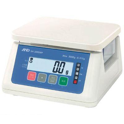 A&D SH15KWP デジタル防水はかり 15Kg