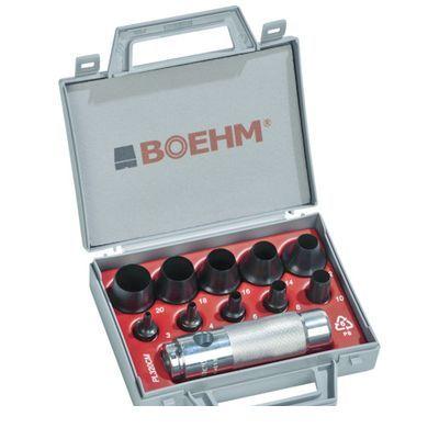 BOEHM JLB320CM 穴あけポンチ 10個セット