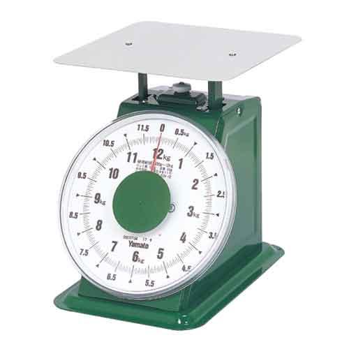 【人気商品】【送料無料】大和・上皿自動秤 12kg
