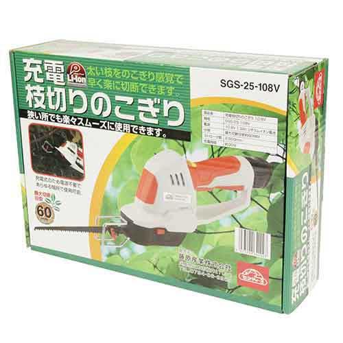 【人気商品】【送料無料】セフティ3・10.8V充電枝切りのこぎり