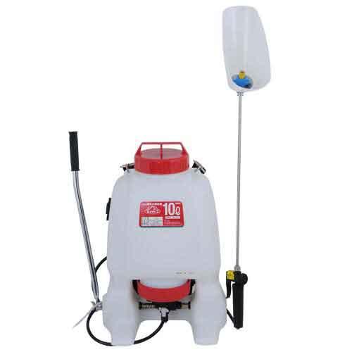 【人気商品】【送料無料】セフティ3・樹脂製背負式噴霧器