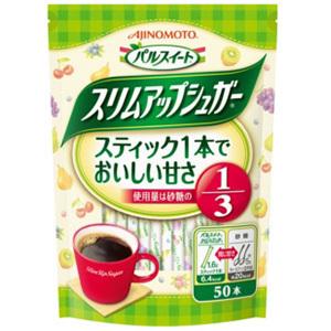 パルスイート/味の素 パルスイート スリムアップシュガー スティック 袋(50本入)