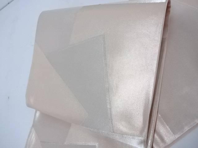 【IDN】 袋帯 幾何学文様【新品】【中古】【着】