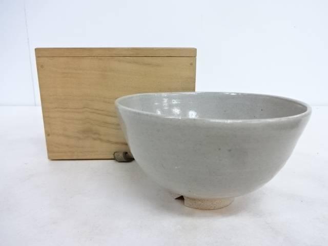 【IDN】 赤膚焼 茶碗【中古】【道】