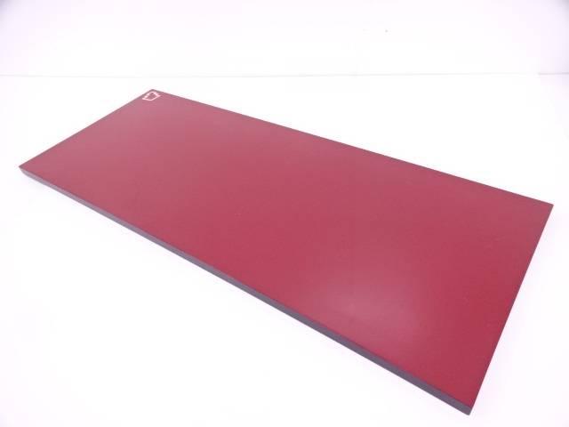 【IDN】 螺鈿漆塗り両面風炉用長板【中古】【道】