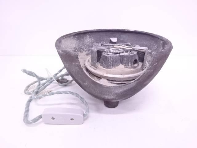 【IDN】 野々田商店製 鉄紅鉢電熱器【中古】【道】