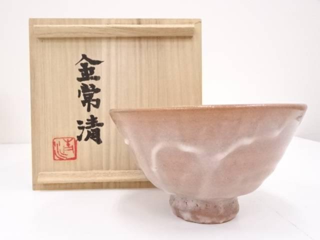 【IDN】 金常清造 井戸茶碗【中古】【道】