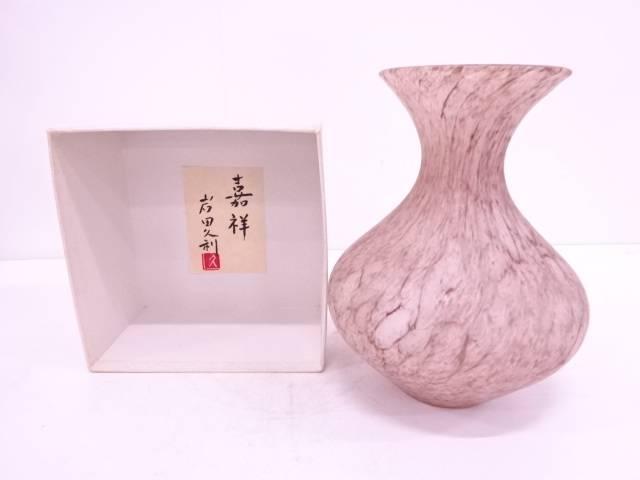 【IDN】 岩田久利造 「嘉祥」花瓶【中古】【道】