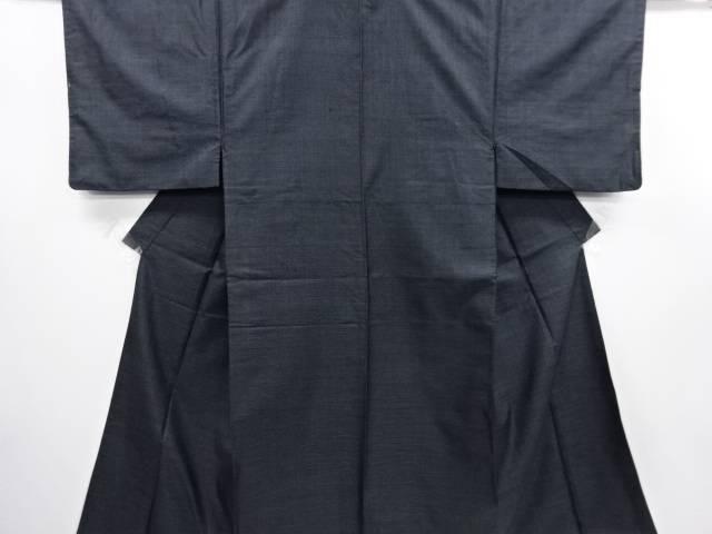 【IDN】 本場泥大島紬80亀甲男物着物【リサイクル】【中古】【着】