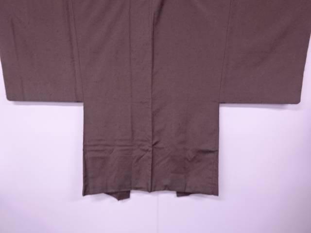 【IDN】 ひげ紬男物羽織(キングサイズ)【リサイクル】【中古】【着】