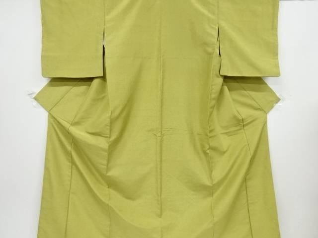 【IDnet】 手織り節紬着物【リサイクル】【中古】【着】