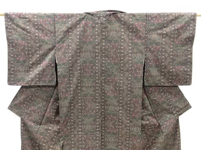 Miss Me brown cotton Cargo pants with fleur de lis and rhinestone detail 30×32